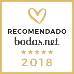 Recomendado por Bodas.net - 2018