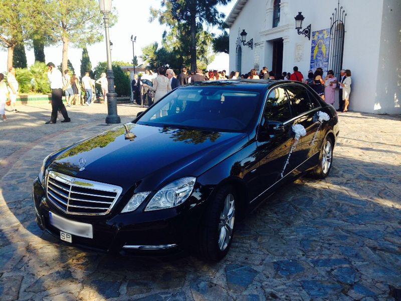 mercedes bodas malaga andalucia costa del sol weddings luxury coches de lujo
