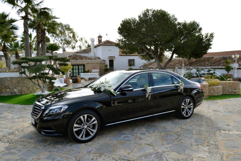 mercedes s class lujo luxury bodas bodas malaga weddings